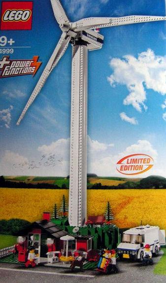 Investimento sostenibile | Lego nell'eolico