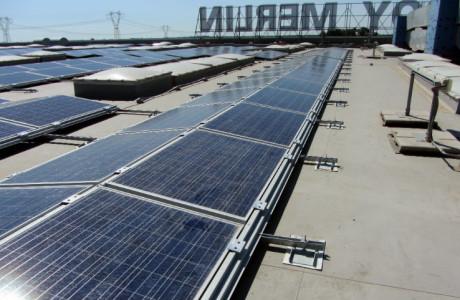Impianto fotovoltaico lazio agc roccasecca frosinone for Piani tetto shed