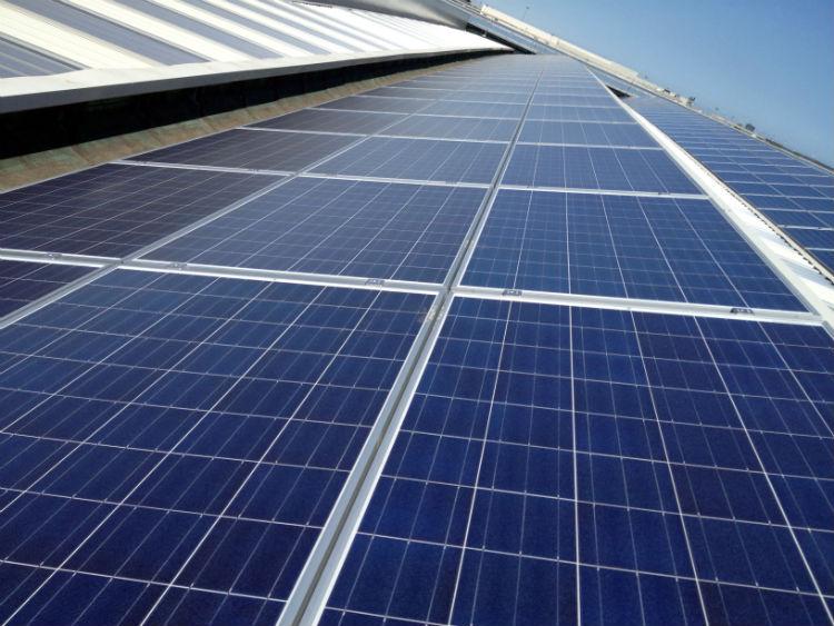Puma Conserve | moduli fotovoltaici tetto a shed