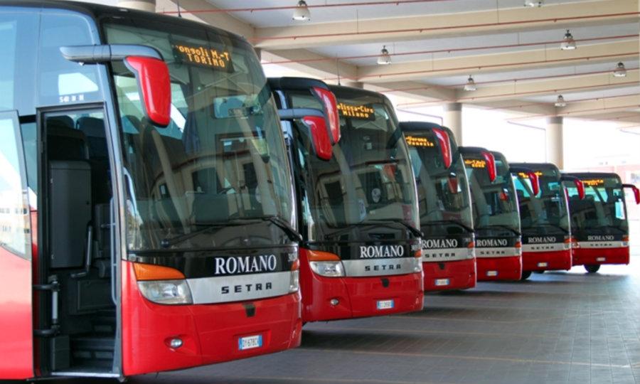 Terminal Autolinee Romano Crotone   impianti elettrici e tecnologici illuminazione esterna e di sicurezza
