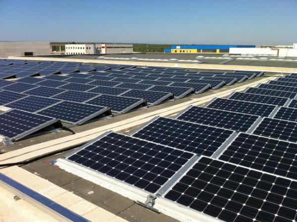 Fotovoltaico tetto piano | Dai Optcal