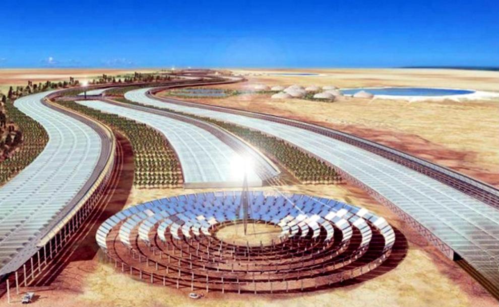 Solare fotovoltaico da record Marocco