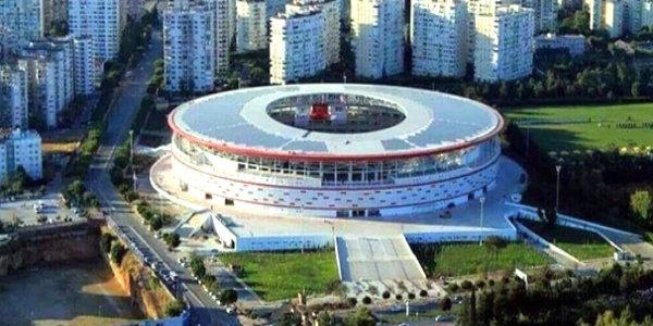 Solare fotovoltaico record | stadio Turchia