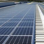 Impianto fotovoltaico industriale 2018